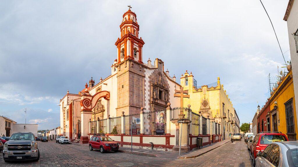 Queretaro-Mexico-historical-centre