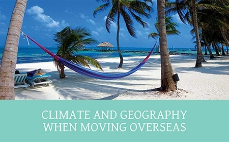 climate geography   Emily Bron - International Lifestyle Consultant